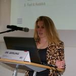 Sie lieferte das Impulsreferat bei der Fachtagung:  Dr. Vera Gerling, Geschäftsführerin der GER.-On Consult & Research .